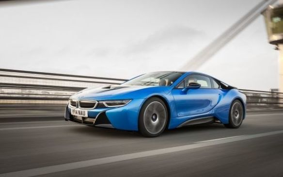 <p>Of all the vehicles on this list, the plug-in hybrid BMW i8 remains the only one that can properly be called a supercar. For $149,900, you can drive away with 357 hp and 420 lb-ft of torque, accelerating from 0 to 100 km/h in 4.4 seconds, or take advantage of its 24 km all-electric range.</p>
