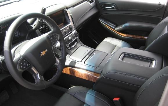 2015 Chevrolet Tahoe - interior