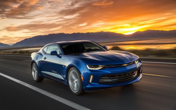 <p>Aggressive performance is a big reason for choosing the Camaro, with options that include a 335-hp V-6, a 455-hp V-8 in the SS, and a high-end 650-hp powerplant for the ZL1. This isn't a practical car by any means; it's all about its looks and performance, so enjoy the ride and its quick handling abilities.</p>