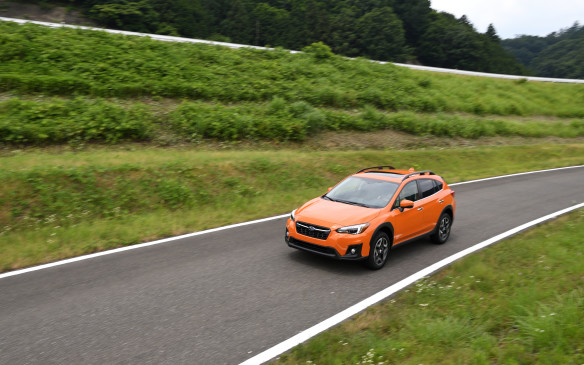 <p>It even compares well to larger vehicles like the Mazda CX-5 and Nissan Rogue. Subaru is reluctant to label the new Crosstrek as either a sub-compact or compact SUV, since it falls somewhere in the middle. Most Crosstrek shoppers, however, are couples or young families and looking for something smaller rather than larger.</p>