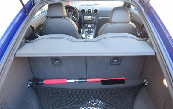 2012 Audi TT RS - Cargo Area