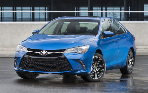 "<p>Camry is the Anglicized phonetic version of kanmuri, the Japanese word for crown (again tying in to Toyota's naming practices). However, the Japanese word is also used as an adjective that means ""best"" or ""peerless,"" which many would argue is the true designation for the midsized sedan.</p>"
