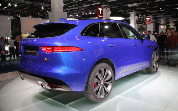 <p>The sporty F-Pace is a Jaguar shaped like a crossover, not a crossover that was pushed into the shape of a Jag, says its chief designer, Ian Callum.</p>