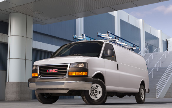 <p>2. Chevrolet Express G2500 and GMC Savana G2500 – If you've ever wondered why a plumber charges $100 just for showing up at your door, the refrigerator-white van that brought him there is often a big reason why. Specifically, General Motors' Chevrolet Express G2500 and GMC Savana G2500 vans are spec'ed for heavy-duty work assignments when, unfortunately, they may not carry much more than a few hundred pounds of tools and copper pipe. Or flower arrangements.</p>