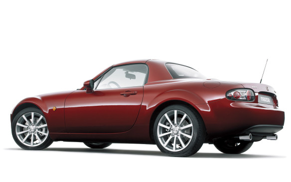 <p>The snickity five-speed and six-speed manual gearboxes remained among the best shifters in the world, while the optional six-speed automatic offered shift paddles. With Canada's harsh winters in mind, Mazda unveiled a retractable hardtop model for 2007. In addition to being a talented driver's car, the MX-5 is devoutly dependable. Buyers should watch for clutch wear and clutch chatter, though. Some newer models came with run-flat tires that transmitted a punishing ride. Cabin water leaks may be traced to blocked drainage holes located at the rear parcel shelf. The rest is pure driving bliss.</p>