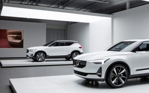 <p>Volvo is on a roll of late and the Sino-Swedish manufacturer is not letting up with the soon-to-be released 2018 Volvo XC40. The XC40 will have its debut at the 2017 Geneva Motor Show with expectations of a production release near the end of the year.</p> <p>This would be Volvo's first entry into the luxury compact crossover segment – a segment that's become a necessity to play in. With sales records being achieved by the segment, the XC40 should make for an interesting alternative once released. The XC40 will be built on the Compact Modular Architecture (CMA), which is a joint venture with its parent company, Geely.</p>