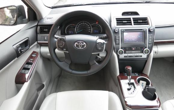 2012 Toyota Camry - Instrument Panel