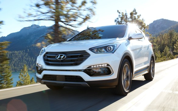 <p><strong></strong>Outselling its smaller Tucson sibling, the Hyundai Santa Fe, in combined Sport and longer XL forms, ranks #13 among all models with sales up 2.1% to 6,938 vehicles in Q1.</p>