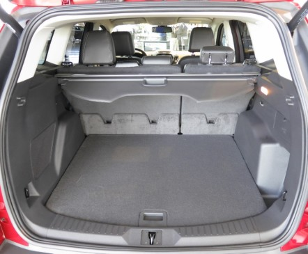 2013 Ford Escape - Cargo Area