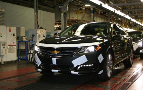 2014 Chevrolet Impala - Oshawa Assembly