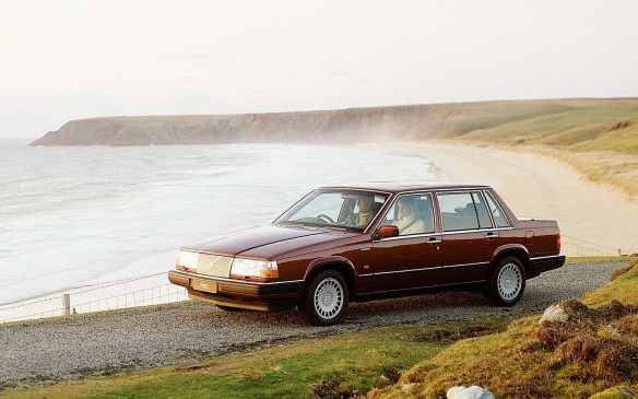 <p><strong>1982-1992 Volvo 740/760/780</strong></p> <p>Taking angularity to extremes, the 700 series was a surprising sales success, especially in the key U.S. market, and was credited with saving Volvo's bacon in a time of financial and production turmoil. The initial 760, positioned upmarket of the 240 series, was joined by the more entry-level 740 in 1984 and the surprisingly attractive 780 two-door from 1985-1990. Displaying classic Volvo longevity, the same basic rear-wheel-drive design continued through various name changes (940/960, and later S90/V90) until 1998.</p>
