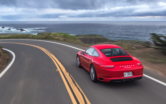 <p>The engines' strengths cannot be denied, but there's also the 911 Carrera's handling to earn brownie points. To really impress, take this 911 on some windy roads, and enjoy the beautiful grace and balance this amazing sports car has to offer.</p>
