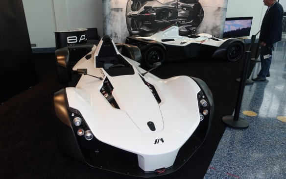 <p>Like The Beatles half a century back, the Briggs Automotive Company (BAC) comes to North America from Liverpool, England on the trail of a solid hit. The BAC Mono, a featherweight, single-seat, street-legal supercar has indeed been a hit with passionate drivers in 28 countries. At least those who can afford its $US 200,000 plus price tag.</p>