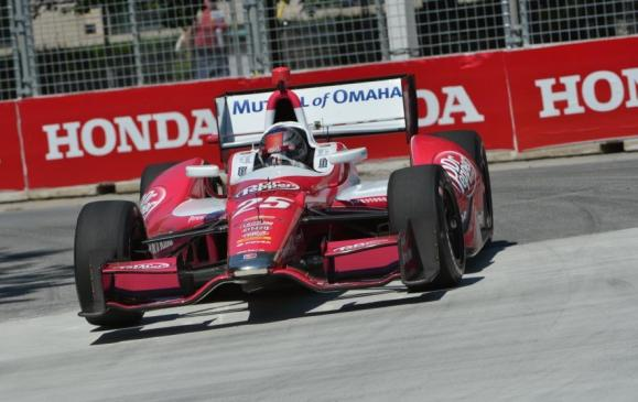 Honda Indy Toronto 2013, Marco Andretti