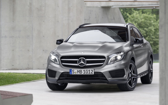 <ol> <li><strong> Mercedes-Benz GLA 250 4MATIC – </strong>Mercedes-Benz is laughing all the way to the bank with its latest small cars and SUVs, including the sub-compact GLA 250 4MATIC. The interior, shared with the B-Class and CLA-Class is cleanly designed and easy to use. Its familiar turbocharged 2.0-litre four-cylinder offers 208 horsepower and a strong 258 lb-ft of torque, which are quite generous given its reasonable thirst. Ratings of 9.8 L/100 km city, 7.4 highway and 8.7 combined on offer from $37,200.</li> </ol>