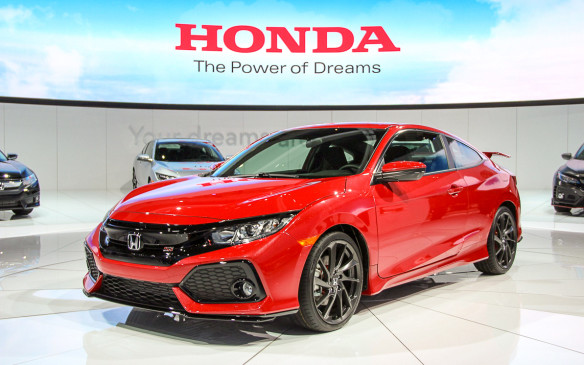 <p>Honda finally made it through all the regular versions of the Civic, so it was time to unleash the first of two performance variants, starting with the Civic Si in LA.</p>