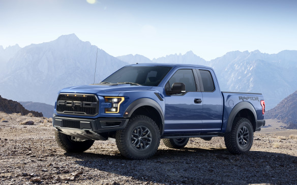 <p>Ford's Baja-busting F-150 Raptor has been one of its most surprising and popular high-performance vehicles in years. So the second-generation promises to be even better, helped by an even stronger chassis, redesigned suspension featuring Fox Racing Shox with even more travel than before, and a lighter aluminum body. Ford promises a smarter four-wheel-drive system with several pre-set modes depending on surface conditions, and a Torsen front-differential for better rock-crawling and steeper ascents. But the growling 411-horsepower 6.2-litre V-8 will be replaced by a version of Ford's ubiquitous 3.5-litre EcoBoost V-6 that promises more horses and torque than the outgoing V-8. It will also have a 10-speed automatic transmission, which might be a world's first, depending on timing.</p>