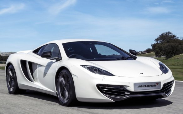 <p><strong>2012 McLaren 12C – </strong>The 12C re-launched McLaren as a manufacturer of road-going sports cars, helped by trick pneumatic suspension, a carbon-fibre tub and a twin-turbocharged 3.8-litre V-8 engine making 592 horsepower. The purpose-built seven-speed dual-clutch gearbox helps the car accelerate to 100 km/h in around three seconds. Not the most exciting to look at compared with its rivals from Italy and Germany, perhaps, but beauty is in the eye of the beholder.</p>