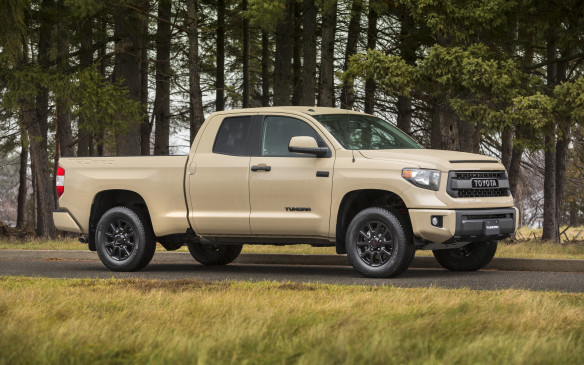 <p><strong></strong>With 2,582 trucks sold, an increase of 20.7%, Toyota's Tundra ranked #34 overall and 6<sup>th</sup> among pickup trucks.</p>