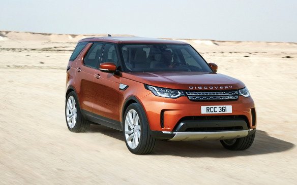 <p>The 2017 Land Rover Discovery was shown at the 2016 Paris Motor Show and is ready to hit the streets come Q2. This is the third-generation product for the Discovery nameplate and it's being labelled as one of the most capable Land Rover products ever. Seating can accommodate up to seven adults and the all-new, all-terrain conqueror comes with a sleek and sporty design, drifting away from its traditional boxy looks with the latest connectivity technologies inside.</p>