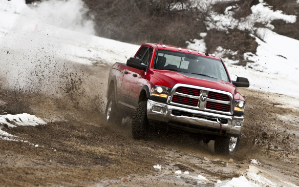 <ol> <li>1. Ram 2500 – Public enemy number one, according to the ACEEE, is a surprisingly common truck with a popular V-8 engine and automatic four-wheel drive. It lurks among us in everyday traffic. Chrysler's Ram 2500 is a heavy-duty pickup favoured by both commercial operators and consumers with weighty toys to pull. Curiously, the greenies picked on Chrysler's Hemi engine – an old-school pushrod 5.7-L V-8 making 383 hp and 400 lb-ft of torque – that is the truck's base engine. It returns 22 L/100 km (13 mpg) in real-world conditions.</li> </ol>