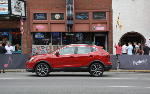 <p>Nissan joins a small subcompact crossover group with prices starting under the $20K mark. The manual S trim model begins at $19,998 and the S CVT at $21,998. The price tops out at $32,198 for the SL Platinum.</p>