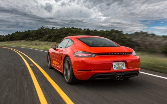 <p>Purists have bemoaned the fact Porsche has swapped out the flat-six engine in the Boxster and Cayman for a four. But the new 718 Boxster and Cayman are more powerful, faster and handle even better, while using less fuel. So what's the problem?</p> <p>There is a lot to love about these two, including the new engine.</p>