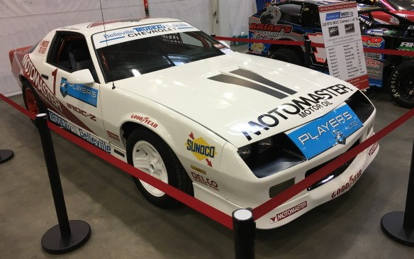 <p>Accomplished Canadian racer Richard Spenard drove this 1989 Chevy IROC Camaro to five victories in the 10-race GM/Player's Challenge Series that year. This piece of Canadian motorsports history has undergone a complete restoration.</p>