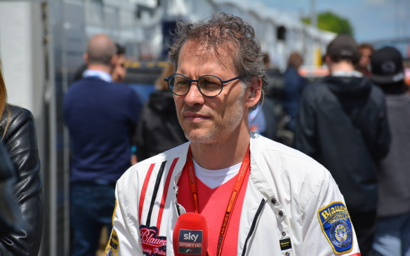 <p>… and Canada's only World Champion – as well as Indy 500 winner – Jacques Villeneuve.</p>