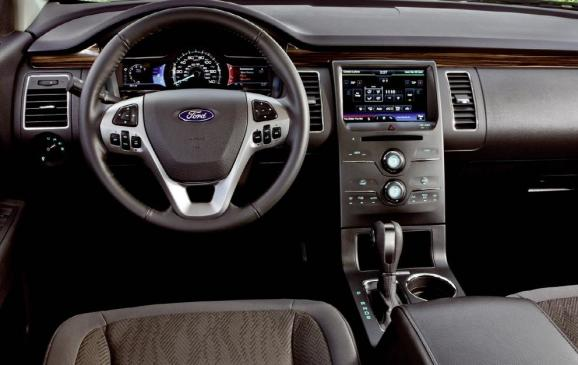 2013 Ford Flex - Instrument Panel