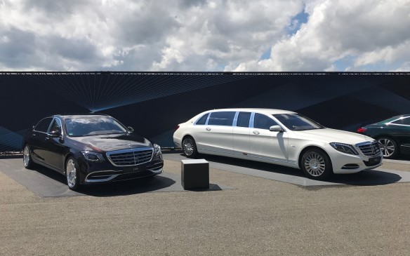 <p>Around the world, one in every 10 S-Classes sold is a Maybach. They're most popular in China, which takes 60 per cent of the limousine's production. China also accounts for one in every three of all S-Class cars sold.</p>