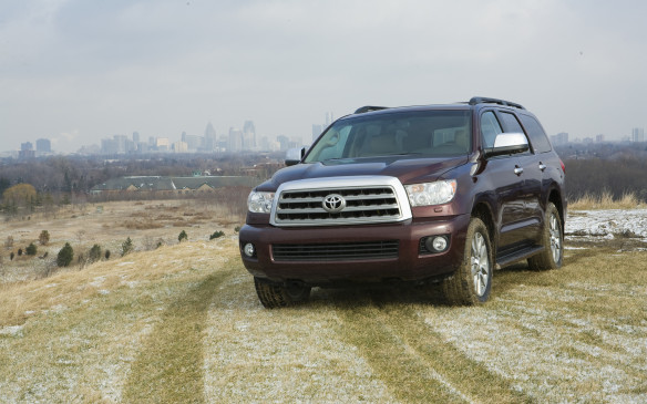 <p>The Toyota Sequoia experienced the fewest problems in the Large SUV segment, followed by the Ford Expedition and Chevrolet Tahoe.</p>