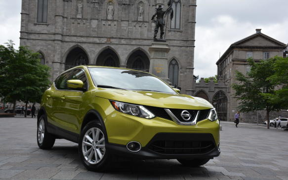 <p>Out of all the professional leagues, the Vegas Golden Knights are the only expansion team, so they automatically have an affinity to the Nissan Qashqai.</p> <p>Both parties are new kids on the block and they both share horrendous names. No offense to either, but I can't figure out what a clan of various ethnicity that live as nomads in the mountains of Iran have to do with a compact crossover? As for Golden Knights, I'm not sure what that has to do with Las Vegas, but then again, it's better than other hockey names such as the Lightning, Wild or, worst of all, the Mighty Ducks.</p>