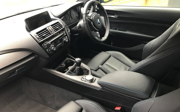 "<p>Heated seats were an extra £245, and the ""sun protection package"", which means tinted glass, was an extra £262. In England, in January, we were much more appreciative of the former than the latter.</p>"