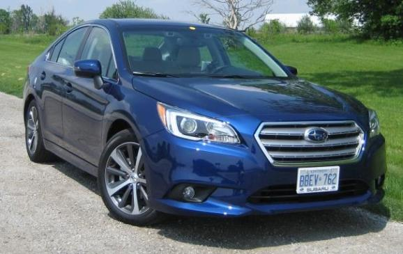 <p>Best New Family Car <$30K - 2015 Subaru Legacy</p> <p>The 2015 Subaru Legacy outpointed the Chrysler 200 and Toyota Camry to become the Best New Family Car <$30K</p> <p></p>