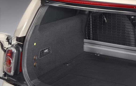 2013 MINI Clubvan Cargo Floor