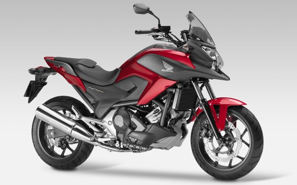 <p><strong>First choice: Honda NC750XA ($9,199)</strong> - You can't fault the middle-ground Honda: It has a bit of everything without going over the top, but it can be ridden all day long as either a commuter or a tourer. It's not an aggressive bike, but you can stretch it out on curving roads and make the most of motorcycling. If you can still find the naked SA version, sold as a 2014, it's an even better deal, discounted to $7,999 and losing nothing but the fairing.</p>