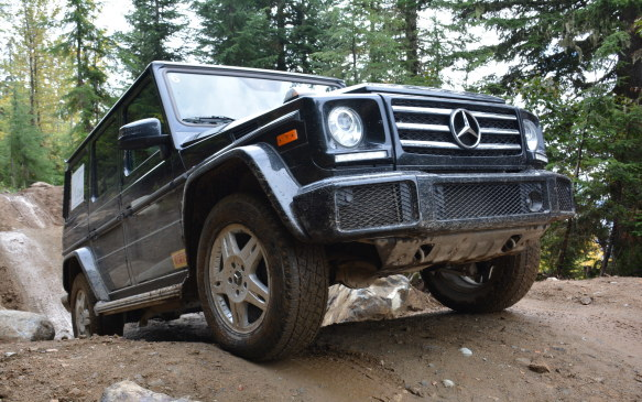 <p>The G-Class (<em>Geländewagen)</em> has been around for 37 years and is one of the longest-serving nameplates in the Mercedes-Benz roster. It made its first appearance in North America in 2001.</p>