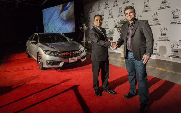 """<p>The Automobile Journalists Association of Canada (AJAC) revealed its choices for """"Best New"""" 2016 vehicles in nine different categories at a press conference held in Toronto. The winners were selected based on 1,911 individual test drivesby more than 70 voting journalistsat a week-long TestFest. More than 110,000 objective and subjective data points were collected and analyzed by KPMG to determine the final scores.</p>"""
