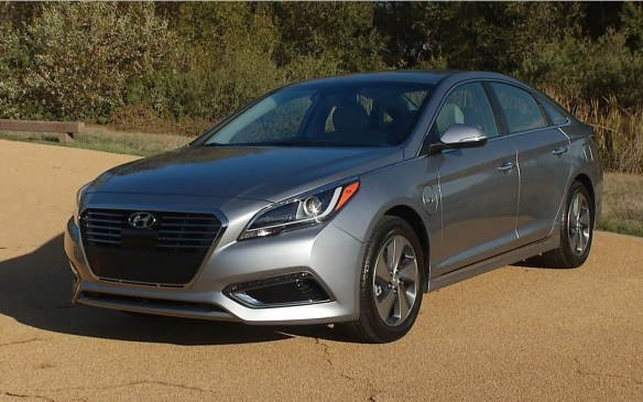 <p>Though the Hyundai Sonata plug-in hybrid isn't cheap – it starts at $43,999 before incentives – it also slots into the top of the Sonata line-up and comes dressed to the nines. It boasts a stout set of features to go along with its 40 km of all electric range, including adaptive cruise control, ventilated front seats, and safety features like forward collision warning and lane departure warning.</p>