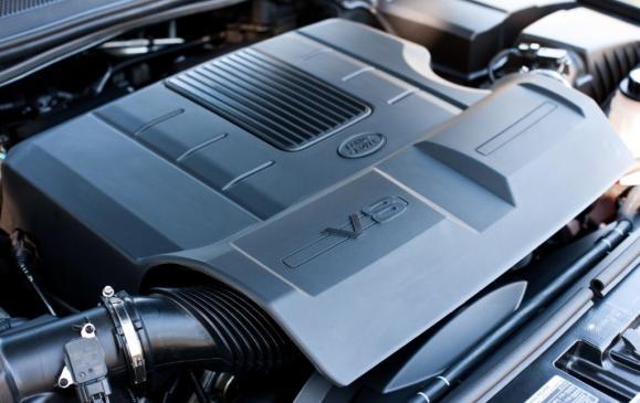 2012 Land Rover LR4 - Engine
