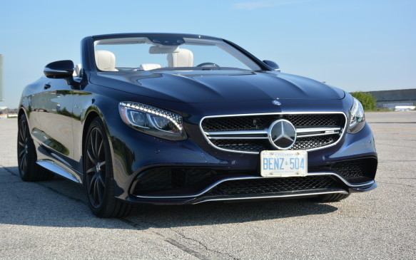 <p>There are plenty of Mercedes-Benz vehicles that would impress your date on Valentine's Day, but our choice is the S-Class AMG S-63 Cabriolet. Arguably one of the most beautiful Mercedes variants, it has a svelte and exciting exterior design that features a bold, in-your-face grille, scintillating body lines and quad exhaust. To really impress, add on the optional Swarovski Crystal LED headlamps that provide the proverbial icing on the cake.</p>