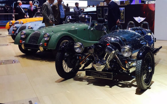 <p>Beautiful in the context of their origins but bizarre in the modern world is this array of Morgans with their purist designs.</p>