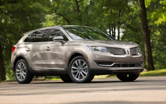 <p>Lincoln MKX with 640 points was the second place finisher in this class.</p>
