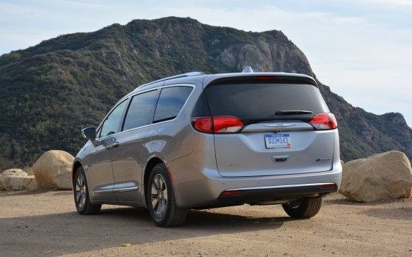 <p>There are a few things that had to give way for this new electrified model to come to market. One is the second-row Stow 'n Go system. The other is towing. Due to the construction of the plug-in hybrid and its loss of fuel economy when towing, Chrysler decided to avoid the towing feature on this model.</p>