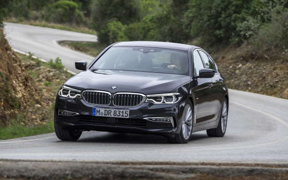 <p>The BMW 5-Series hasn't gone through too many recent changes, but that's more a product of its classic look and charm. It's one of those cars that ages gracefully, but for 2017, it's time for a change with its seventh-generation makeover.  </p> <p>The more lightweight sedan arrives in showrooms in February after a pit stop at the Detroit auto show. Two engine choices are found under the hood: a turbocharged, 2.0-litre four-cylinder with 248 hp and 258 lb-ft of torque for the 530i; and a turbocharged, 3.0-litre straight-six that produces 335 and 332, respectively. Both are offered with BMW's all-wheel-drive setup called xDrive.</p>