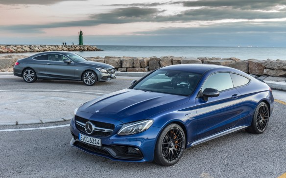 <p>The 2017 C300 4Matic Coupe is more luxury than sport. And that's no bad compromise.</p> <p>By Richard Russell</p>