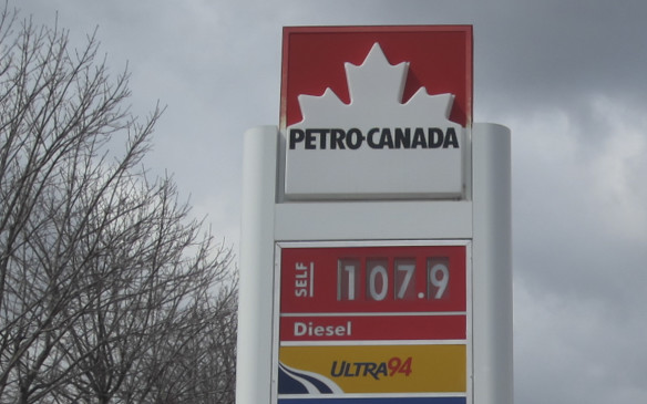 <p>An update on gas prices from highest to lowest across the country</p>