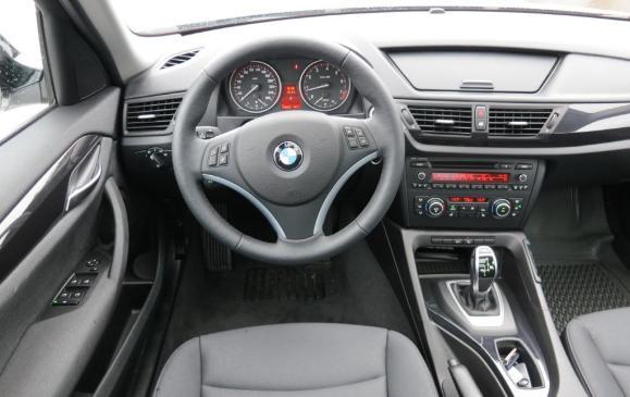 Read Car Review BMW X XDrive I Autofileca - 2012 bmw x1