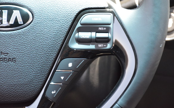 <p>Kia's concern for safety has helped lead the brand to the top ranks in recent J.D. Power studies. The 2017 Kia Forte features a host of safety technologies, mostly found in the higher trim levels. Blind Spot Detection comes with the EX-luxury stage; while SX customers are treated to Automatic Emergency Brake, Lane Departure Warning, Lane Keep Assist, Dynamic Bending Lighting and a smart trunk release.</p>